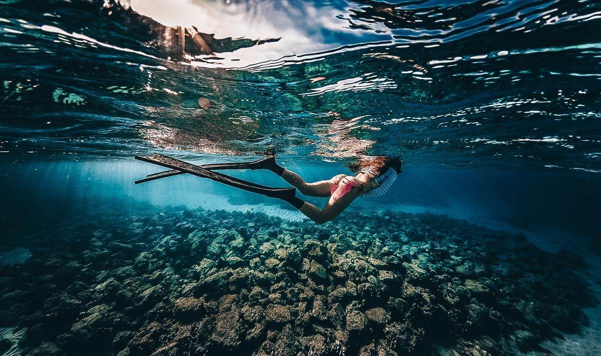free lightroom presets for underwater photography